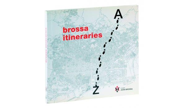 Imatge coberta del llibre 'Brossa Itineraries'