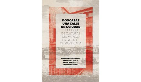 Coberta del llibre Dos casas, una calle una ciudad