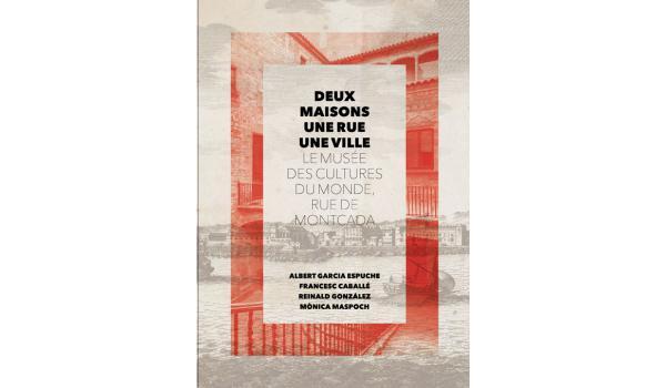 Coberta del llibre Deux maisons, une rue, une ville