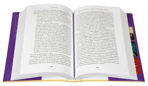 Imatge de les pàgines interiors del llibre 'Maria Aurèlia Capmany'