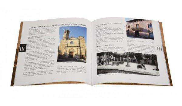 Pàgines interiors 'Cent anys del mercat de Sarrià'
