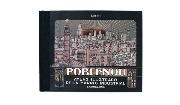 Imatge de la coberta del llibre 'Atlas ilustradio de un barrio industrial'