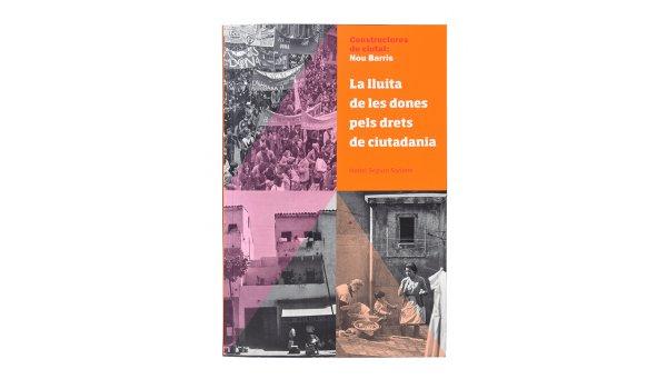 Imatge de la coberta del llibre 'Constructores de ciutat: Nou Barris'
