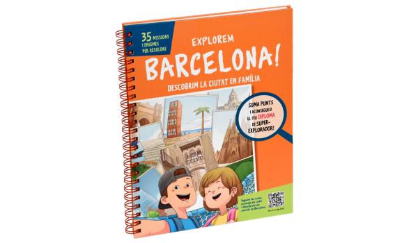 portada explorem Barcelona
