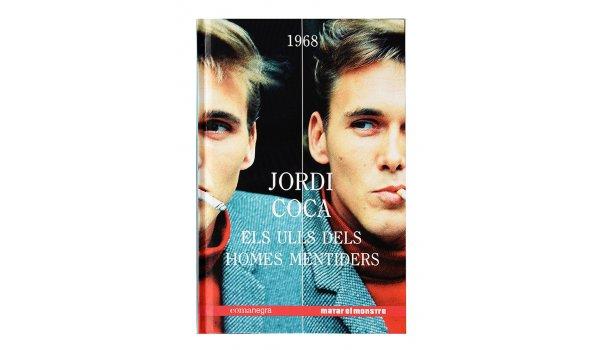 Imatge de la coberta del llibre 'Els ulls dels homes mentiders'