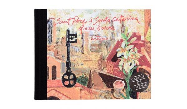 Imatge de la coberta del llibre 'Sant Pere i Santa Caterina. El meu barri'