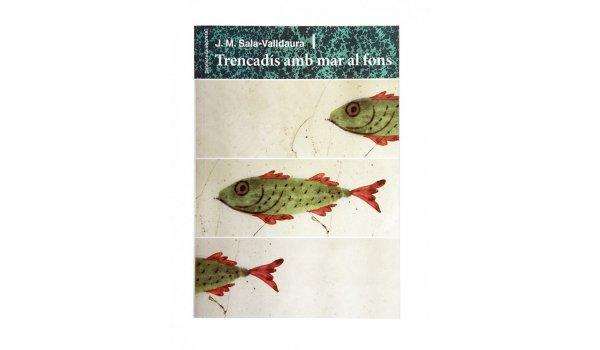 Imatge de la coberta del llibre 'Trencadís amb mar al fons'