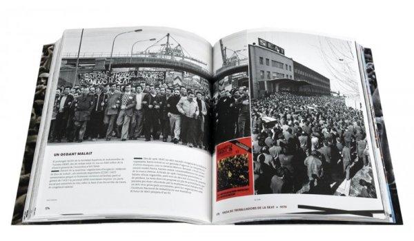 Imatge de les pàgines interiors del llibre 'Cops de Gent 1890-2014'