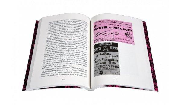 Imatge de les pàgines interiors del llibre 'Cuc Sonat'