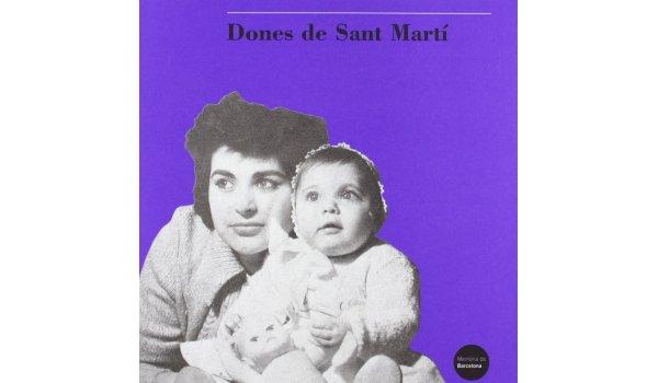 imatge de la coberta del llibre 'Dones de Sant Martí'
