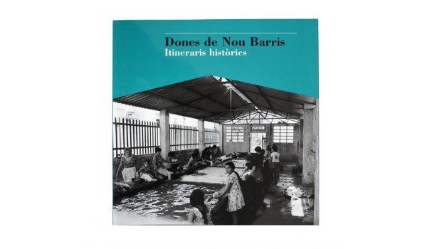 Imatge de la coberta del llibre 'Dones de Nou Barris'