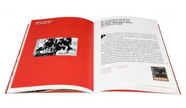 Imatge de les pàgines interiors del llibre 'Art i Follia. Joan Obiols Vié'
