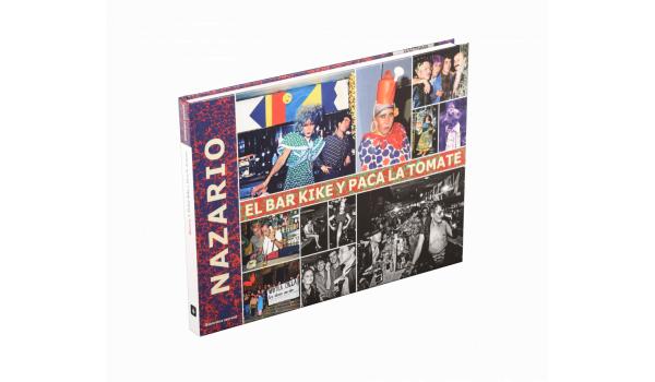 Imatge de la coberta del llibre 'El bar Kike y Paca la Tomate'