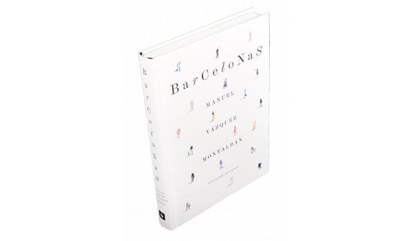 Imatge de la coberta del llibre 'Barcelonas. English Edition'