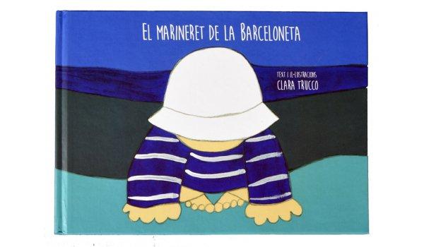 Imatge de la coberta del llibre 'El Marineret de la Barceloneta'