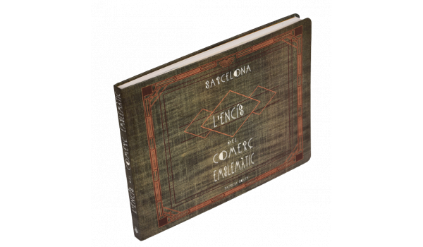 Imatge de la coberta del llibre 'L'encís del comerç emblemàtic'
