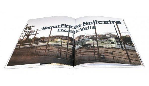 Imatge de les pàgines interiors del llibre 'Encants i miralls'