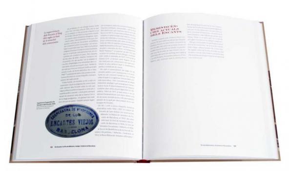Pàgines interiors del llibre Els Encants i la fira de Bellcaire