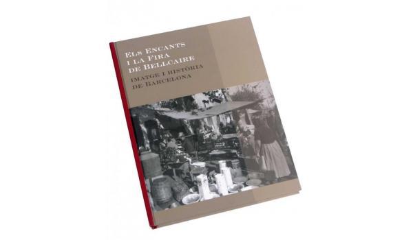 Imatge del llom del llibre Els Encants i la fira de Bellcaire