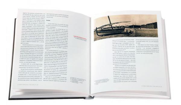 Imatge de les pàgines interiors del llibre 'La Gaseta Municipal'