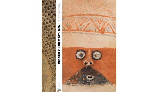 Coberta del llibre Musèu de cultures deth mon. Guida dera visita