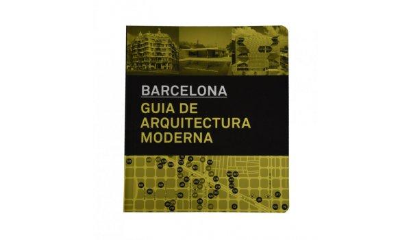 Coberta 'Barcelona. Guia de arquitectura moderna'