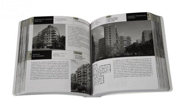 Pàgines interiors 'Barcelona. Guia de arquitectura moderna'