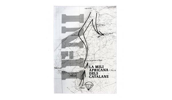 Imatge de la coberta del llibre 'IFNI. La mili africana dels catalans'