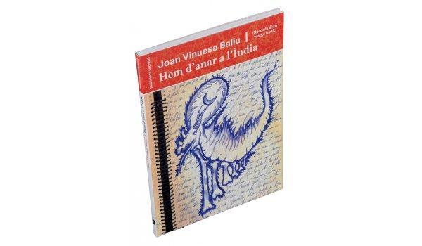 Imatge de la coberta del llibre 'Hem d'anar a l'Índia'