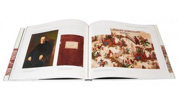 Imatge de les pàgines interiors del llibre 'Indianes, 1736-1847