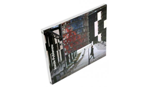 Imatge de la coberta del llibre 'Inside Poblenou'