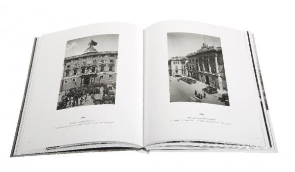 Imatge de pàgines intteriors del llibre 'Barcelona Zerkowitz 1921-1958'