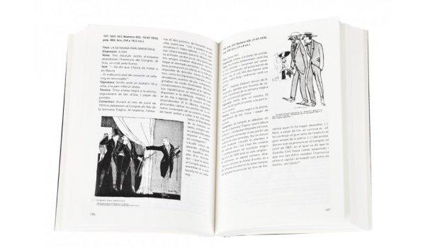 Imatge de les pàgines interiors del llibre 'Ismael Smith 1905 - 1911'