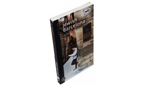 Imatge de la coberta del llibre 'Jewish Barcelona'