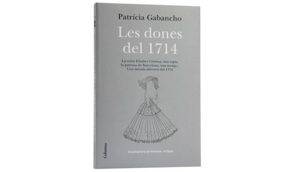 Imatge de la coberta del llibre 'Les dones del 1714'