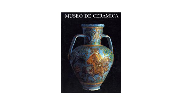 Coberta del llibre Museu de la ceràmica