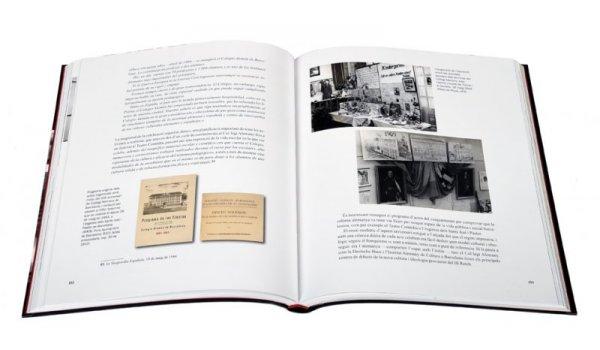 pàgines interiors del llibre 'Nazis a Barcelona'
