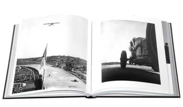 Imatge de les pàgines interiors del llibre 'Gabriel Casas. 1892-1973. L'angle imposible', amb una fotografia