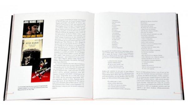 Imatge de les pàgines interiors del llibre 'La nit de Sant Joan a Barcelona'