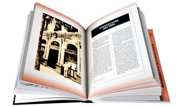 Imatge de les pàgines interiors del llibre 'Periodistes, malgrat tot'