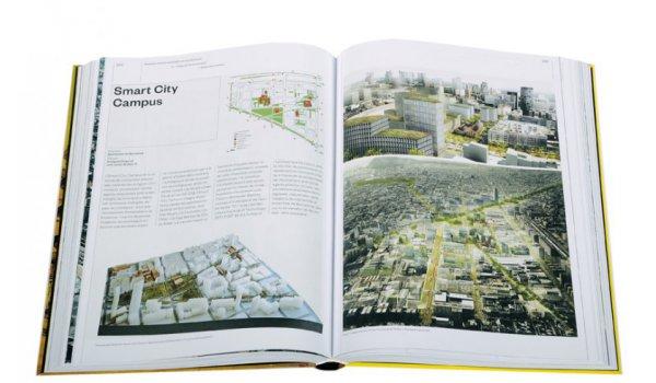 Imatge de les pàgines interiors del llibre 'Plans i projectes per a Barcelona 2011-2015'
