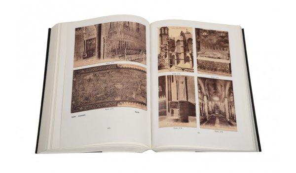 Pàgines interiors 'Catàleg de targetes postals de Barcelona'