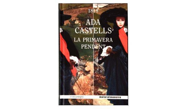 Imatge de la coberta del llibre 'La primavera pendent'