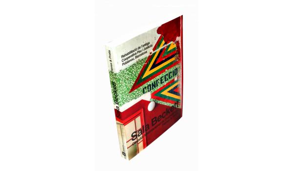 Imatge de la coberta del llibre 'Sala Beckett'