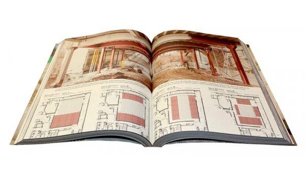 Imatge de les pàgines interiors del llibre 'Sala Beckett' (català)