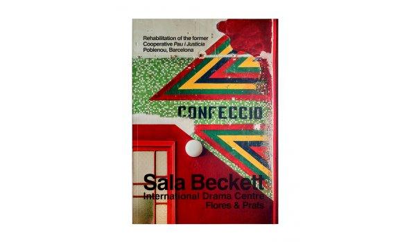 Imatge de la coberta del llibre 'Sala Beckett' (english)