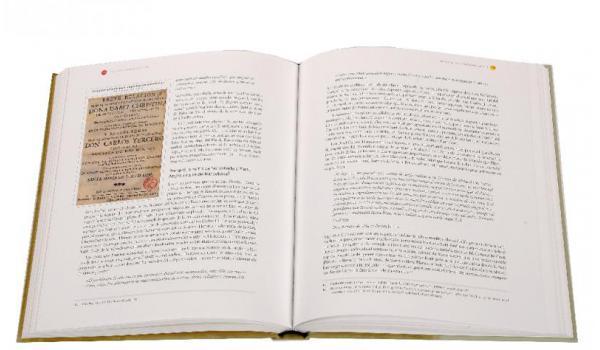 Imatge de pàgine interiors del llibre 'Sant Andreu de Palomar 1640-1716'