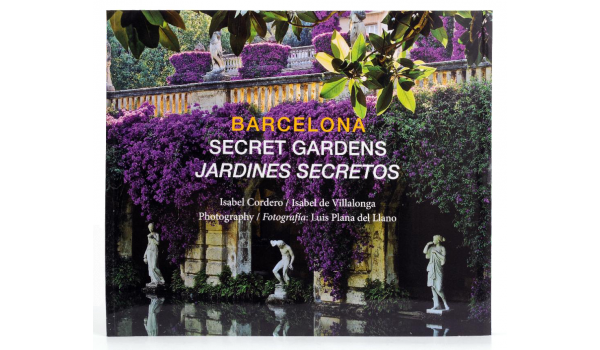 Secret Garden Portada