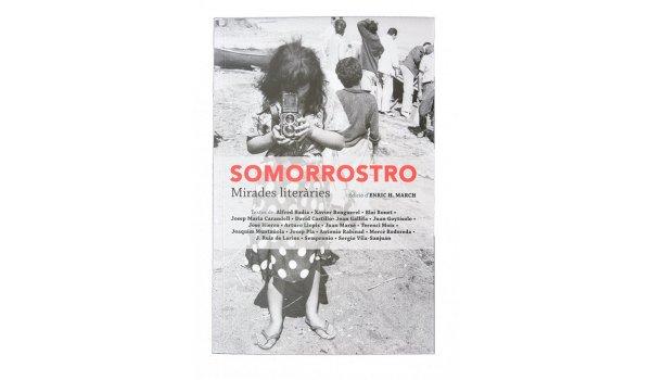 Imatge de la coberta del llibre 'Somorrostro. Mirades literàries'