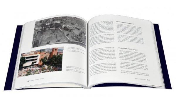 Imatge de les pàgines interiors del llibre 'Trinitat Vella 1900-1992'
